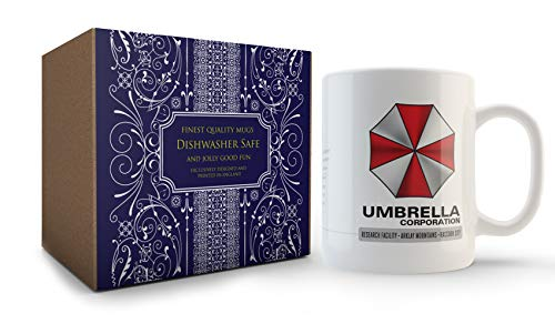 Umbrella Corporation Tasse inspiriert von Resident Evil