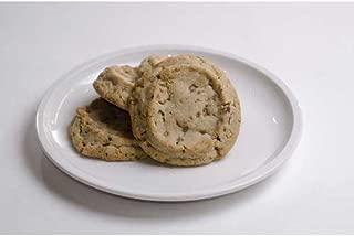 Christie Cookie Peanut Butter/Chocolate Cookie Dough, 3 Ounce -- 80 per case.