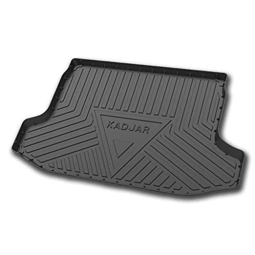 XXRUG Kofferraum Schalenmatte Für Renault KADJAR 2016-2020 Anti-Rutsch Hintere Kofferraummatte Kratzfest Auto Kofferraumschutz Matte Waschbar Robust