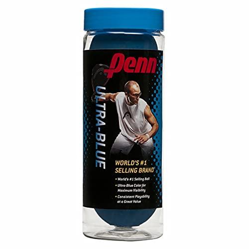 Penn Ultra-Blue Racquetball (3 Ball Can)