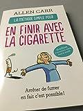 [La methode simple pour en finir avec la cigarette] [By: Carr, Allan] [June, 2012] - Pocket - 01/03/2011