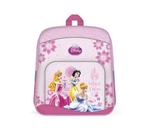 Disney princess sac a dos avec poche avant