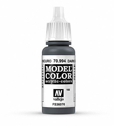 Vallejo Acrylic Paint, Dark Grey