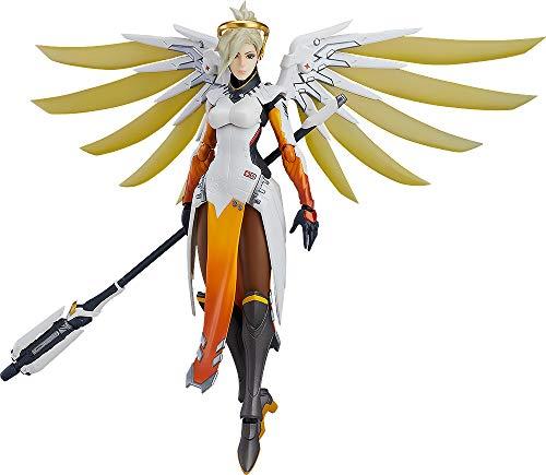 Unbekannt Overwatch Figur Mercy Figma 16 cm GoodSmileCompany