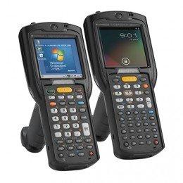 Zebra Mc32N0-si2hcle0a ordinateur Mobile, 802.11a/b/g/n, Bluetooth, Full Audio, processeur 800MHz, Straight Shooter, 2d Imager Se4750, Colour-display Clé de la technologie, 28, CE 7.x Pro, 512Mo de RAM/2GB