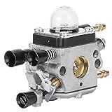 FOLOSAFENAR Carburateur de Jardin carburateur débroussailleuse Accessoires de Remplacement de carburateur Stihl Zama pour Jardin, pour Stihl BG45 BG46 BG55 BG65 BG85 SH55 SH85