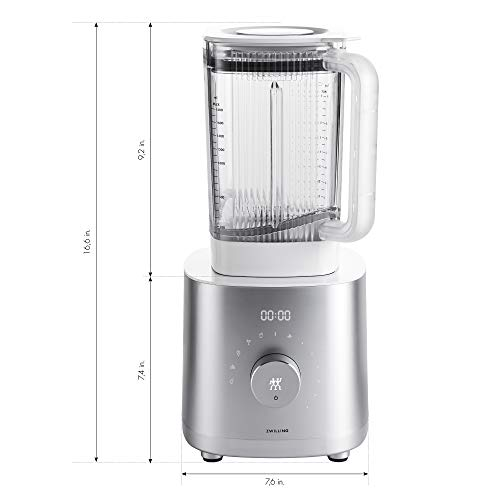 ZWILLING Enfinigy Power Blender - Silver