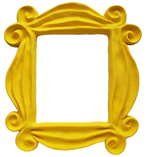 Friends Tv Show Merchandise Frame Peephole Door Frame Strong Resin Artisan Crafted