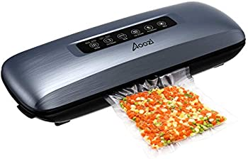 Aoozi Automatic Food Vacuum Sealer with Built-in Cutter