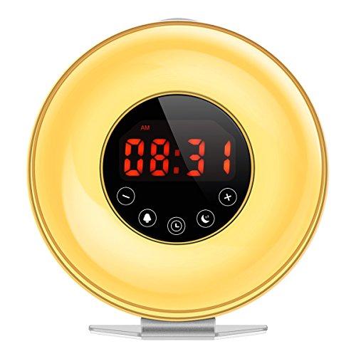 despertador wake up usb fabricante AMIR