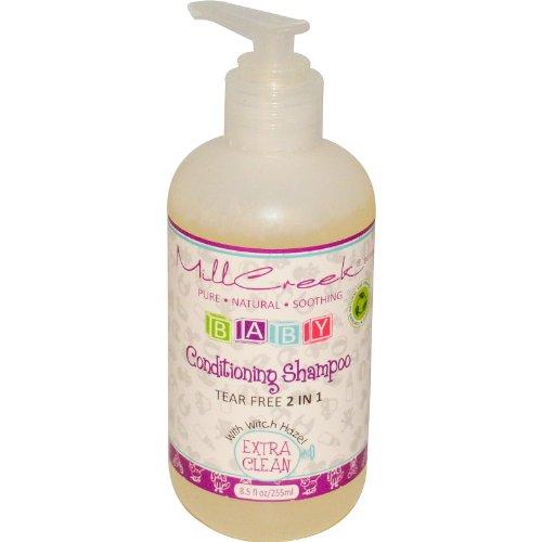 Mill Creek Tear gratuit bébé Conditioning Shampoo - 8 oz