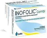 Inofolic Combi - Embarazo, ovulación, tratamiento PCOS, 60 cápsulas