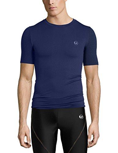 Ultrasport Noam - Camiseta de compresión sin Costuras Hombre