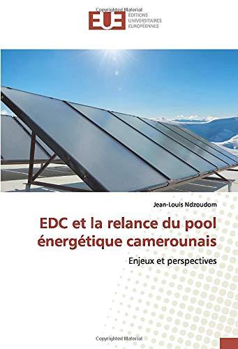 EDC et la relance du pool énergétique camerounais: Enjeux et perspectives