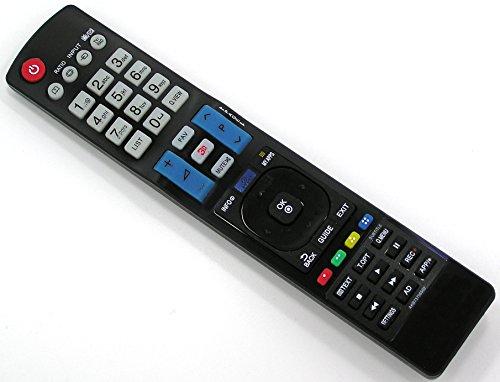 Ersatz Fernbedienung passend für LG AKB73756502 Fernseher TV