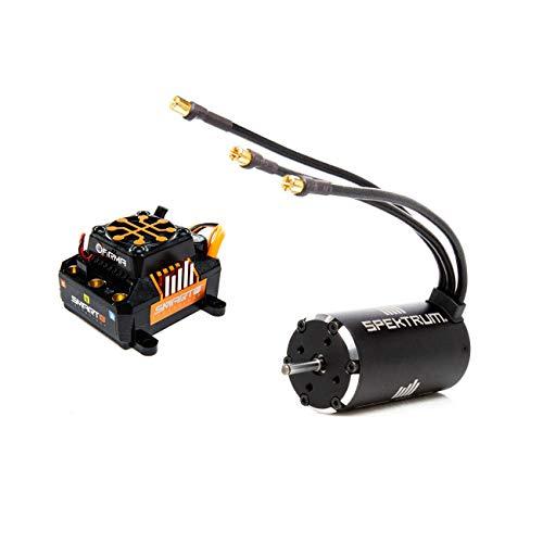 Spektrum Firma 160A Brushless Smart ESC / 1250Kv Sensorless Motor Combo, SPMXSEMC06