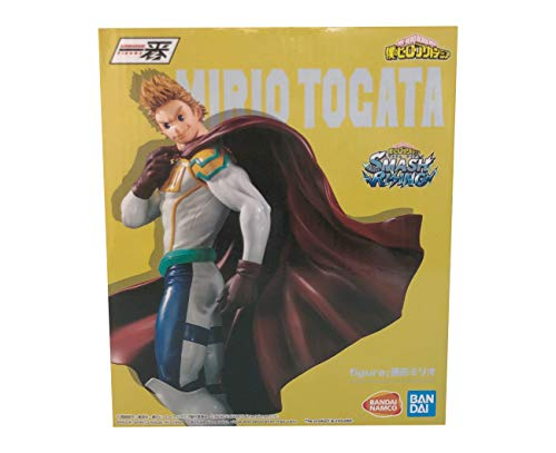 Bandai Spirits. BOKU NO Hero Academia Smash Rising Toogata Mirio Next Generations! Lemillion Figure Estatua