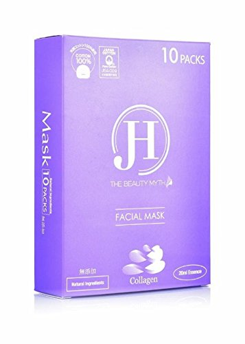 Collagen Face Mask - 10 Pack
