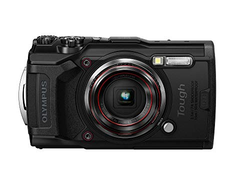 Our #6 Pick is the Olympus Tough TG-6 Waterproof Digital Camera for Kids