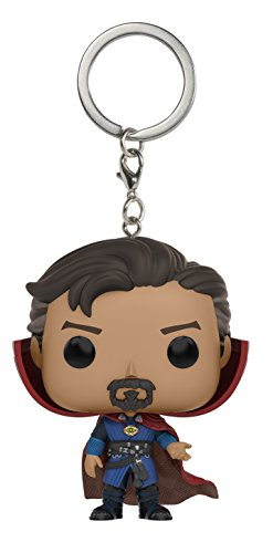 Funko- Marvel Comics Pocket Pop Keychain Doctor Strange, 11250-PDQ