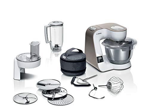 Bosch MUM5XW20 MUM 5 - Robot de cocina, báscula integrada,