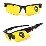 ABMBERTH Schutzbrille Schwermetall Steampunk Motorrad Brille gotischen Stil Schweißer Brille Schweißen Arbeit Schutzbrille, Nachtsichtbrille