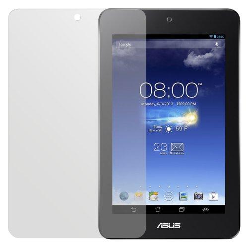dipos I 2X Schutzfolie matt kompatibel mit Asus MeMo Pad HD 7 Folie Bildschirmschutzfolie