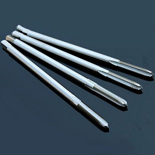 duojin M3 bis M12 Extended Extra Long Shank HSS Tap Wählen Sie Größe M5 * 125mm