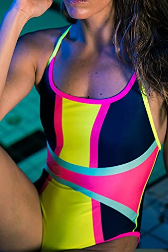 TAYMORY SW47 Bañador Mujer Espalda T Queen by ONA Carbonell (M)