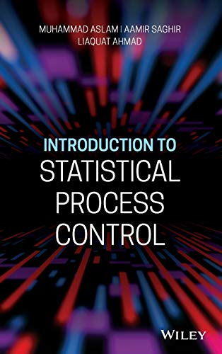 Introduction to Statistical Process Control Front Cover
