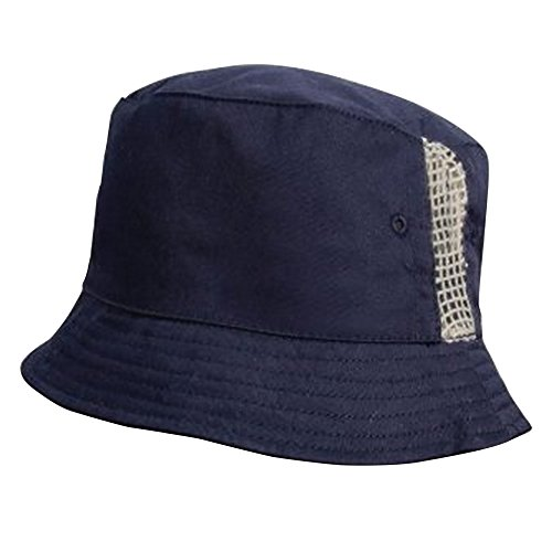 Result - Bob - Adulte Unisexe (Taille Unique) (Bleu Marine)