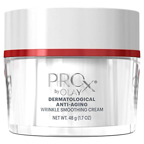 olay otc wrinkle creams Wrinkle Cream by Olay Professional ProX Wrinkle Smoothing Cream Anti Aging 1.7 Oz Packaging may Vary