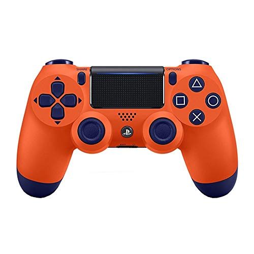 PlayStation 4 - DualShock 4 Wireless Controller, Sunset Orange (exkl. bei Amazon)