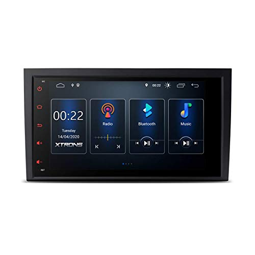 8 pulgadas Android 10.0 Estéreo para automóvil Bluetooth Navegación GPS Radio automática DSP integrado Admite CarAutoPlay Cámara de respaldo RCA completa WiFi OBD2 DVR TPMS para Audi A4 S4 RS4 Asient