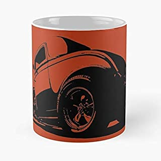 2 Ford Coupe - Best Gift Ceramic Coffee Mugs 11 Oz