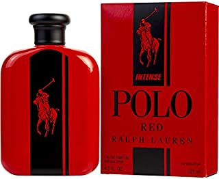 Ralph Lauren Polo Red Intense for Men Eau De Parfum Spray 4.2 Ounce