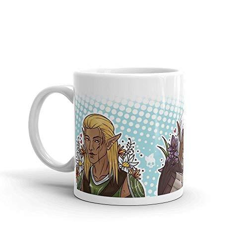 Lsjuee Lover Boys. Tazas de cerámica brillantes de 11 onzas, regalo para amantes del café, taza de café única, taza de café. Las tazas de 11 oz son el regalo perfecto para todos.