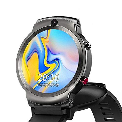LXZ 1,6-Zoll-Bildschirm Gesicht ID 32G Männer Dual-Kamera Videoanruf 4G 1280Mah Smartwatch Android 3G 32G WiFi Beobachten Mobile GPS-Smart-Uhr
