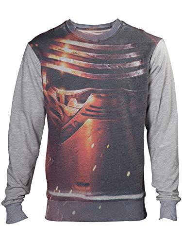 Star Wars Episode 7 - The Force Awakens - Kylo Ren Pull gris/marron XXL