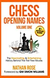 Chess Opening Names: The Fascinating & Entertaining History Behind The First Few Moves (the Chess Collection)-Rose, Nathan Williams, Simon
