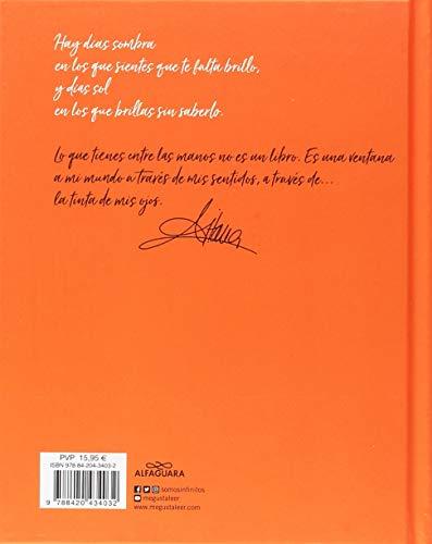 Opiniones del libro LA TINTA DE MIS OJOS de Aitana Ocaña