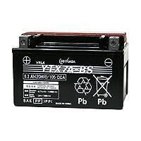 【初期補充電】 GSユアサ YTX7A-BS (YTX7A-BS GTX7A-BS FTX7A-BS) バイク用バッテリー 7A-BS