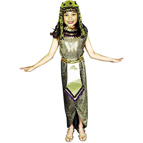 Child's Cleopatra Egyptian Costume (Size: Small 6-8)