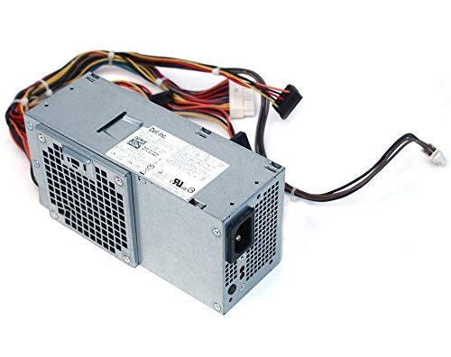 Dell 250W Power Supply PSU for SFF Small Form Factor Slim
