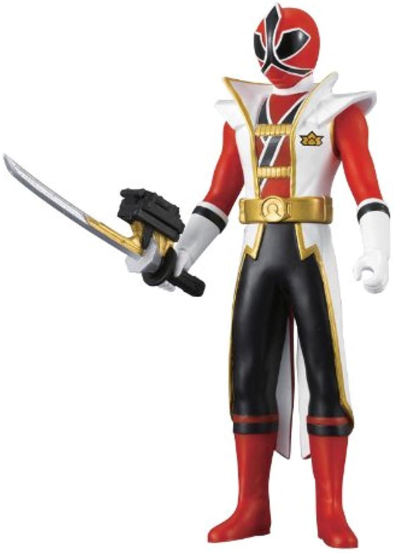 Sentai Hero Series 07 Super Shinkenger Red