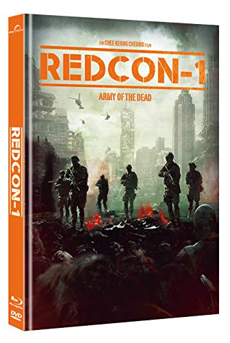 Redcon-1 - Army of the Dead - Mediabook - Cover A - Limited Colledtor'S Edition (+ DVD) [Blu-ray]