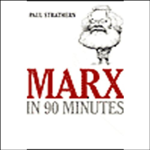 Marx in 90 Minutes audiobook cover art