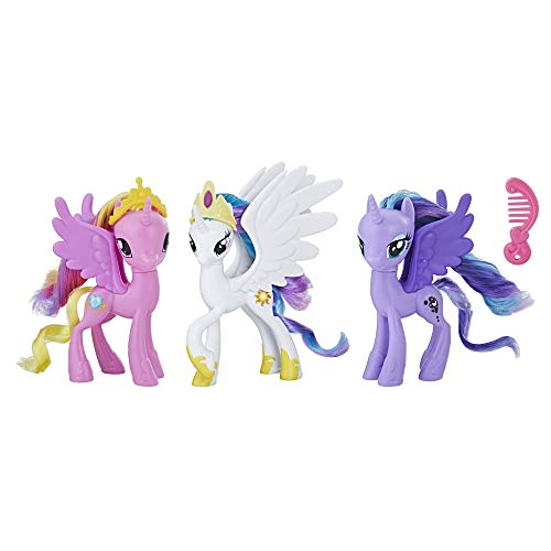 My Little Pony- Royal Ponies of Equestria, Multicolor (Hasbro E3265EU4)