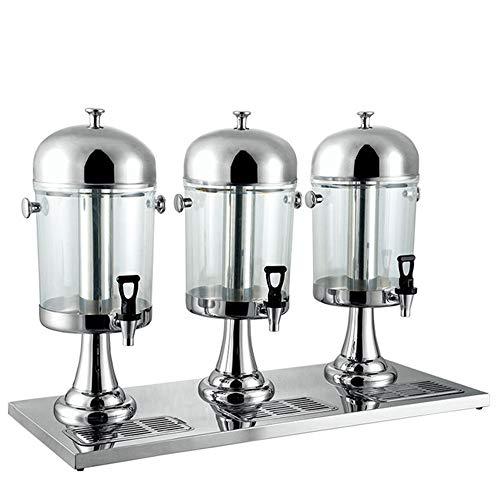 Dispensadores de agua fría y fuentes Bebida del jugo dispensador de autoservicio Comercial maquina expendedora, refrigerado Bebidas bases de maquinarias espesado (Tamaño: 24L) Chillers y fuent