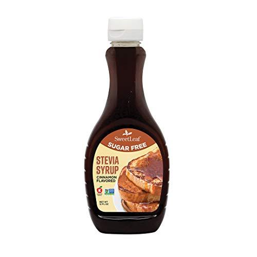 SweetLeaf Stevia Syrup Cinnamon Fl., 12 Fl Oz